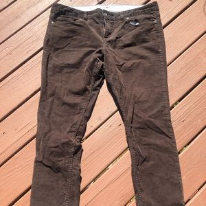 Lands End Canvas Skinny Cords